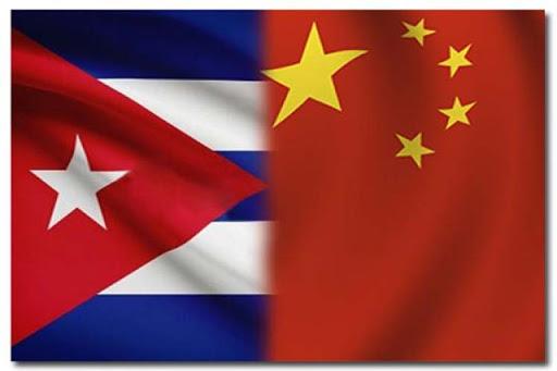 Cuba y China