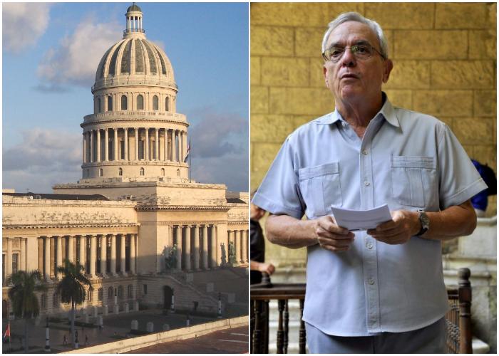El Capitolio Nacional será sede de los homenajes a Eusebio Leal