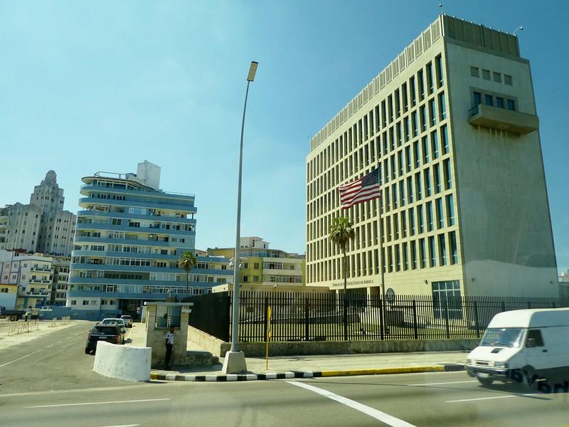 Embajada de EEUU en La Habana cambiará de jefe