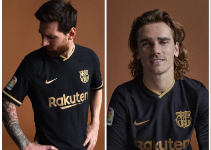 FC Barcelona revela nueva camiseta para la próxima temporada