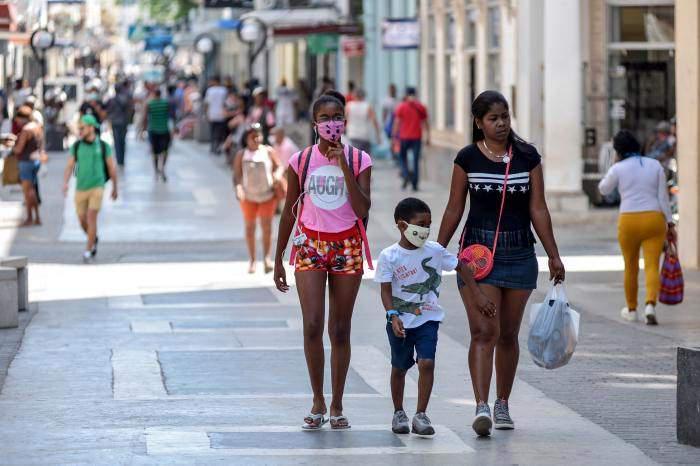 La Lisa es el principal foco de un rebrote de coronavirus en La Habana