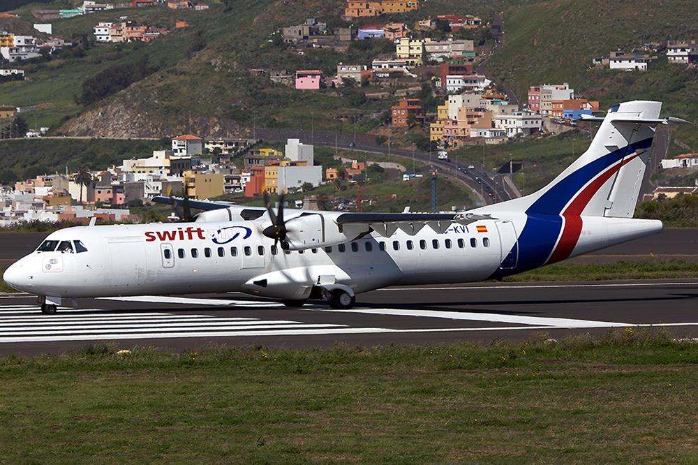 Swift Air suspende vuelos a Cuba