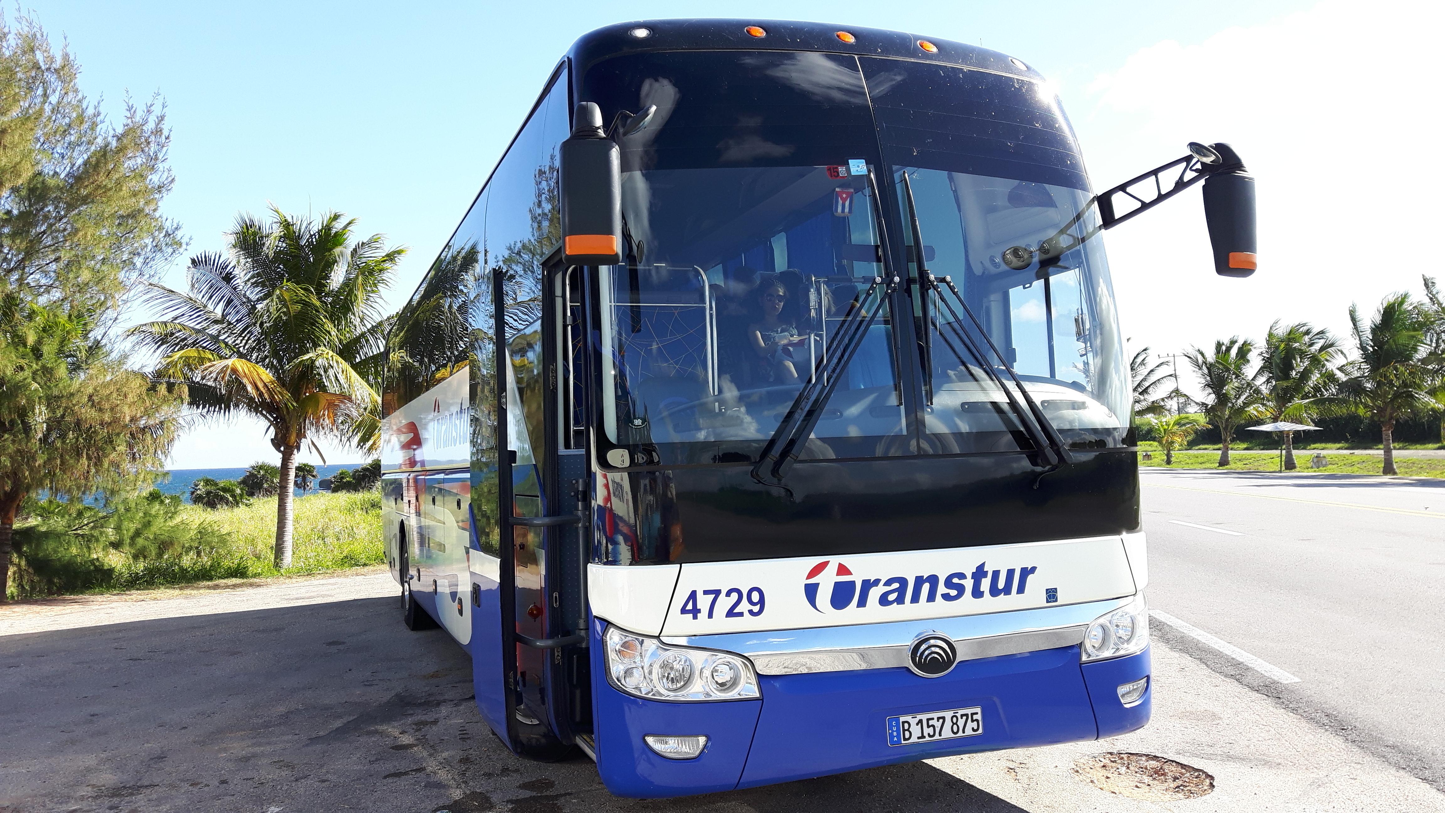 Transtur_Cuba_Yutong_Coach