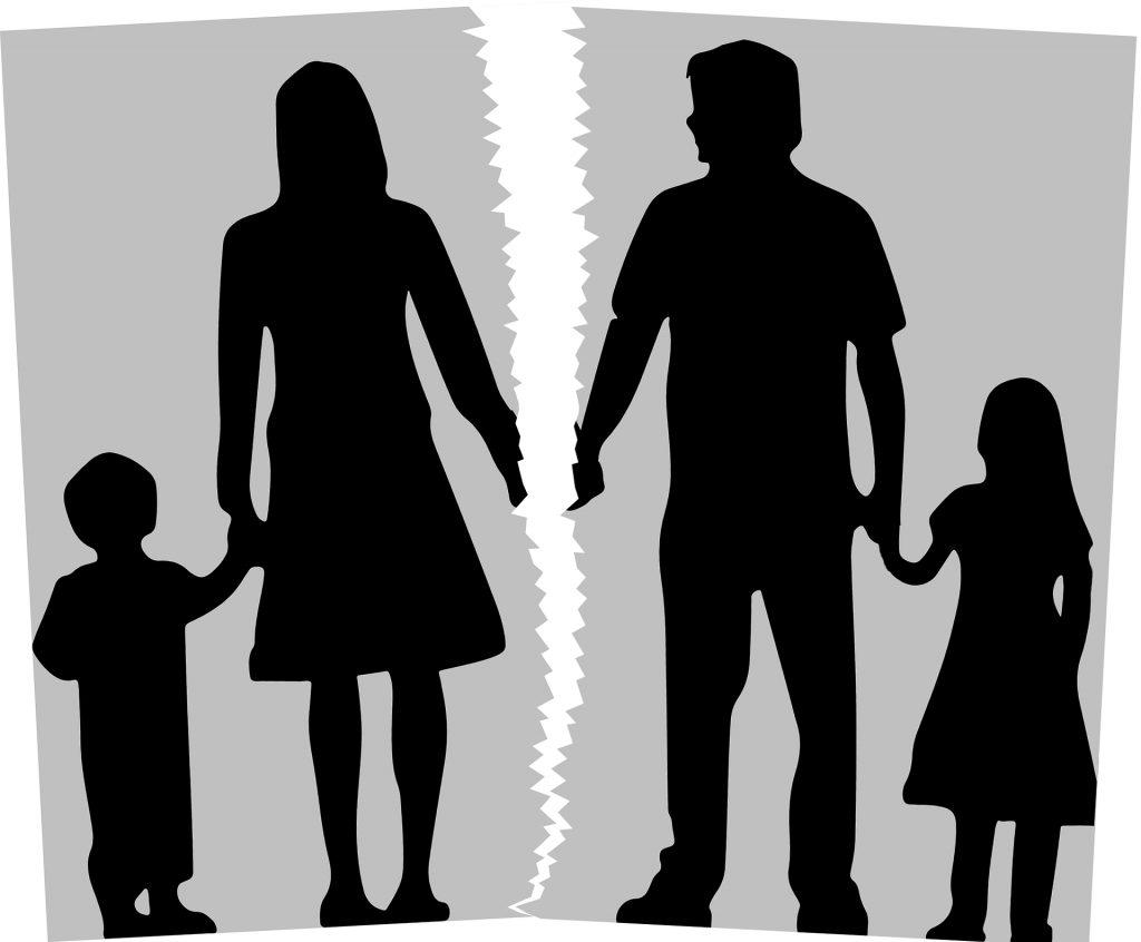 familias separadas