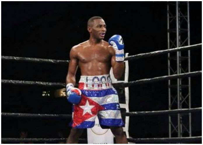 Boxeador cubano Erislandy Lara busca ratificarse como campeón mundial