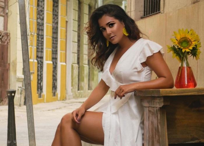 Camila Arteche. La cubana que sabe como conquistar las redes sociales