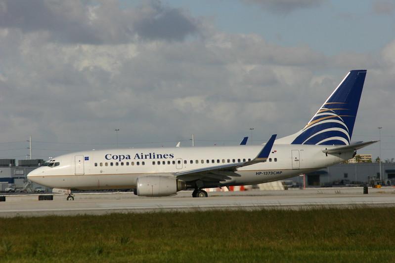 Copa Airlines (Foto: Flickr-EDDIE)