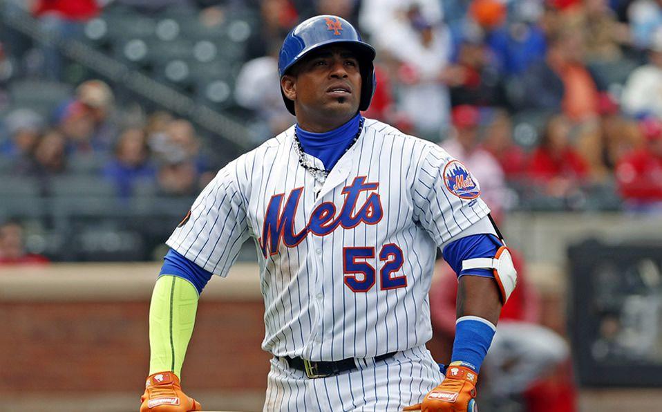 Cubanos en la MLB Yoenis Cespedes deja la temporada por temor al Covid-19