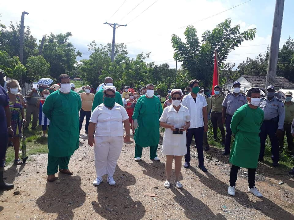 Detalles de los 93 casos contagiados con coronavirus en Cuba (2)