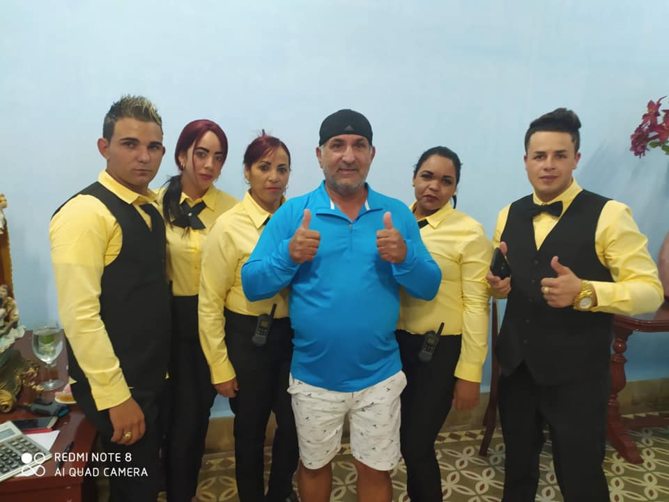 Detienen al gerente de la Casona en Placetas
