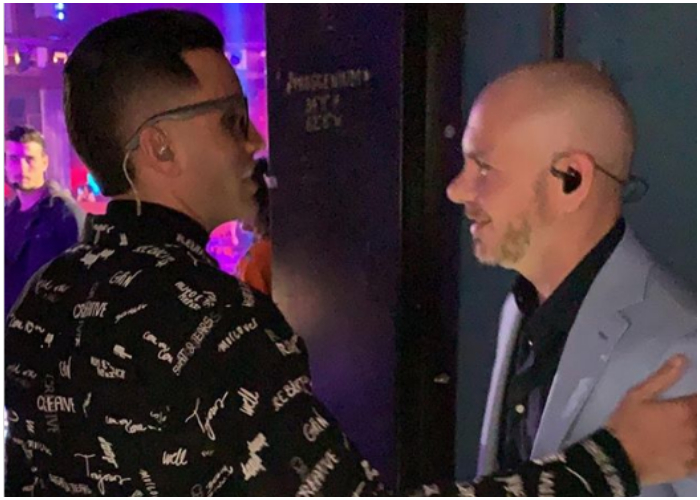 Disquera de Pitbull firma al músico cubano Leinier Mesa