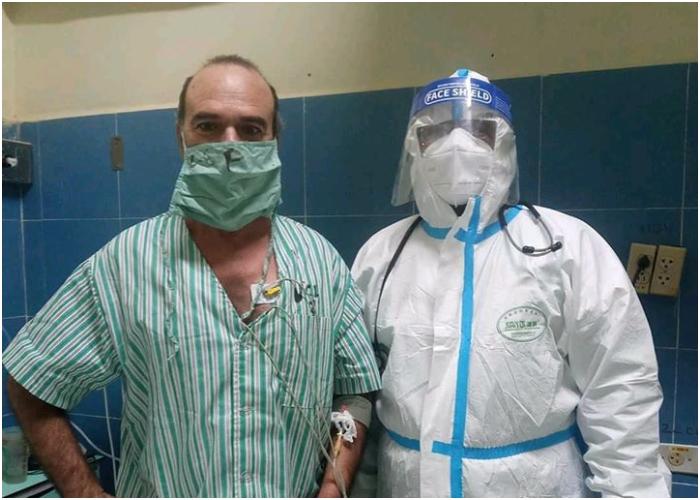 Estos son los pacientes críticos y graves por coronavirus en Cuba