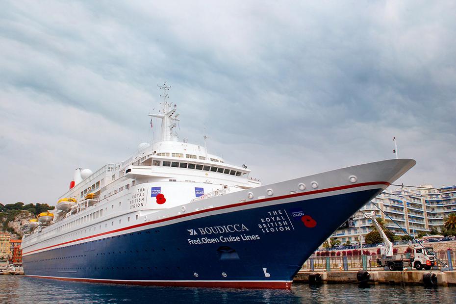Cuba será utilizada como base de operaciones por la compañía de cruceros Fred Olsen