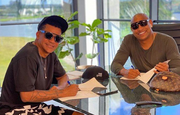 Gente de Zona y Marc Anthony renuevan contrato musical