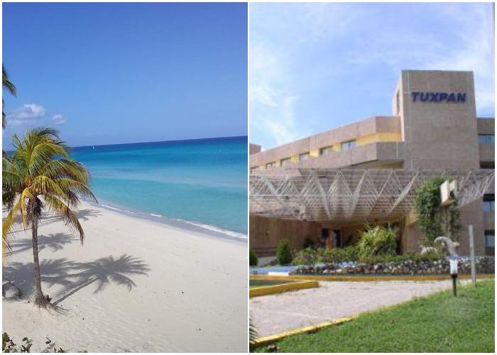 Hotel Tuxpan en Varadero es el preferido por los turistas nacionales