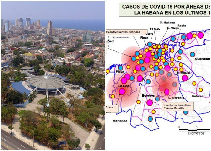 La Habana en toque de queda nocturno para controlar el Covid-19