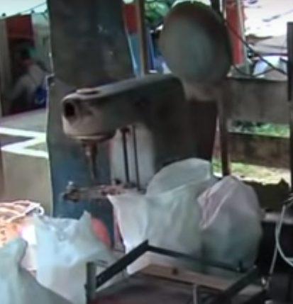 Máquina de hacer gelatina