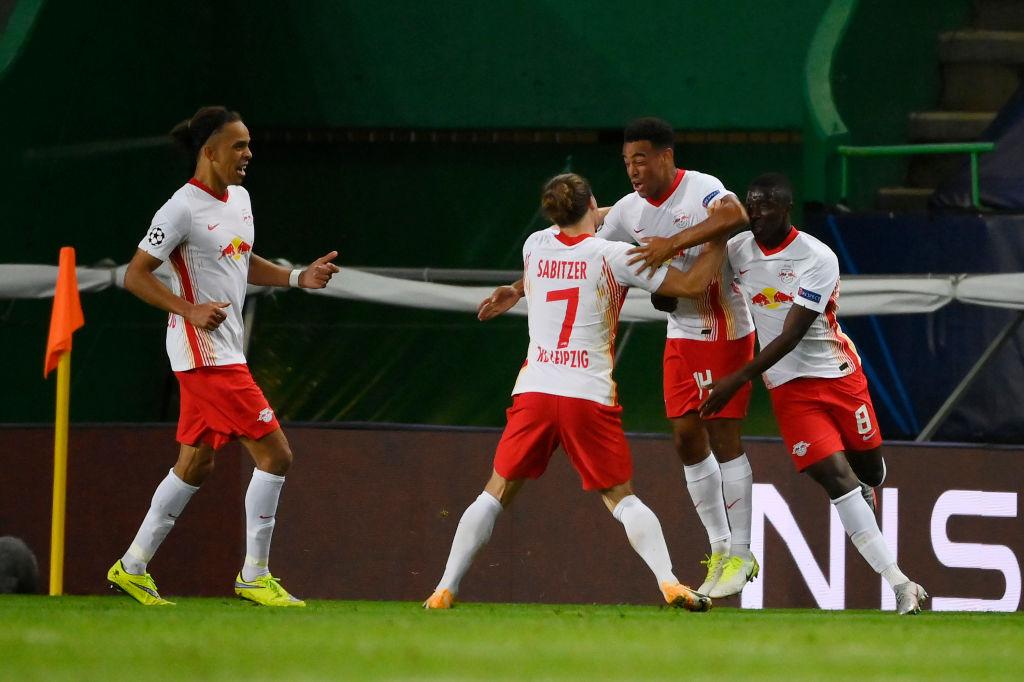 RB Leipzig derrota al Atlético de Madrid y está en la semifinal de la Champions