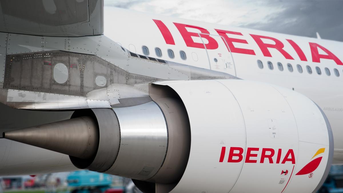 Vuelo La Habana-Madrid será operado por Iberia el 30 de agosto