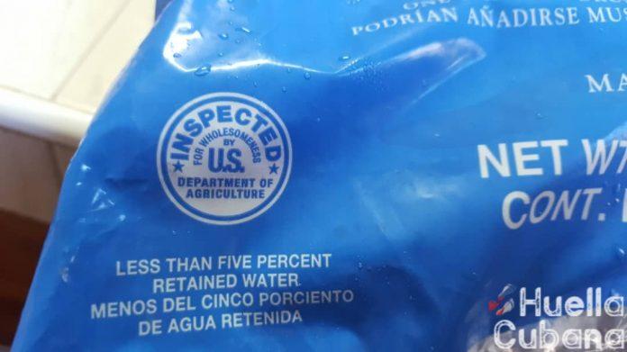 Cuba eleva las importaciones de pollo desde EEUU en julio