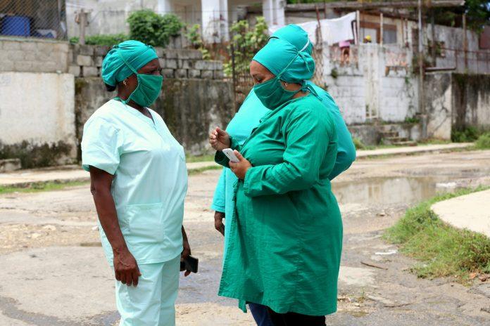 Cubano de 80 años fallecido por coronavirus se contagió en el hospital