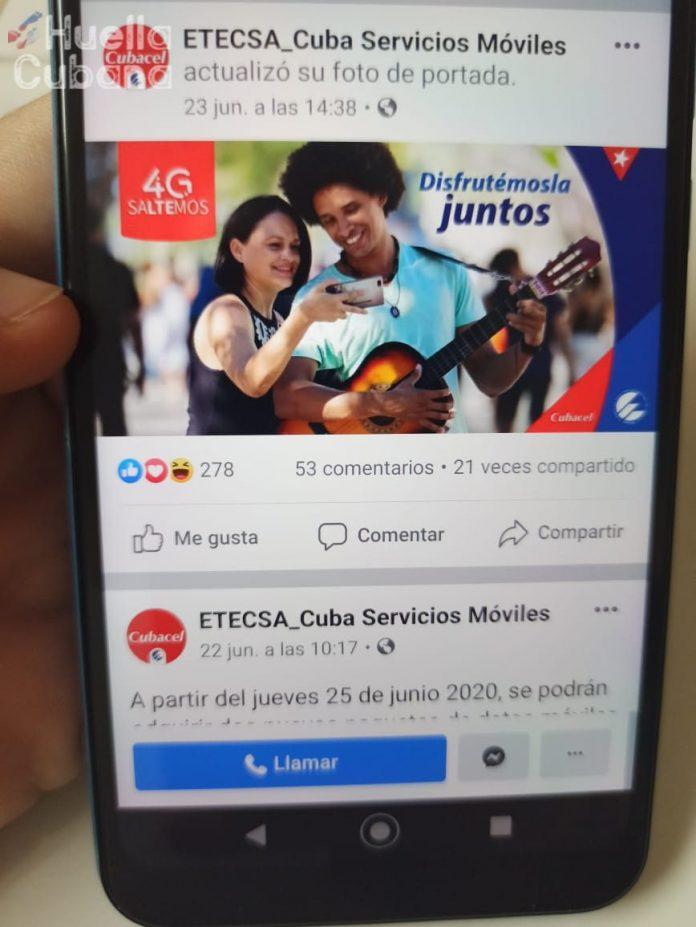 Etecsa avisa de interrupción masiva a la conexión a Internet