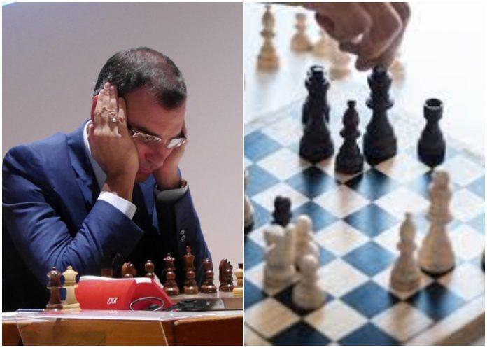 Leinier Domínguez inicia con victorias en torneo mundial de ajedrez