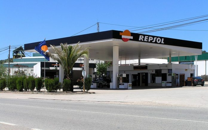 Tiroteo en gasolinera