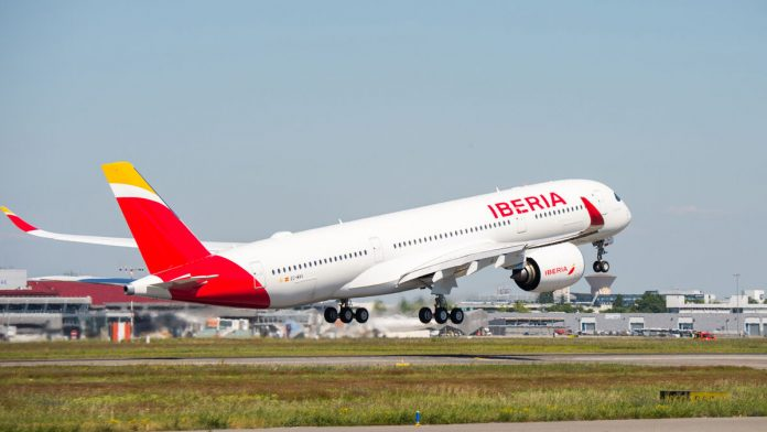 Vuelo a Cuba en Iberia, anuncia Consulado de España en La Habana