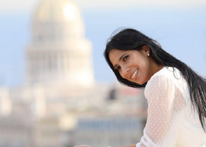 ¡Espectacular! Yuliet Cruz y sus nuevas fotos desde La Habana