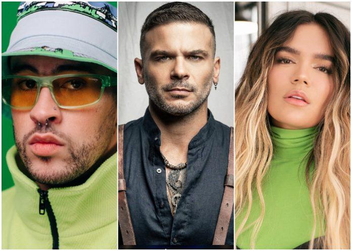 Bad Bunny, Pedro Capó y Karol G son algunos de los confirmados en la gala de los Latin Grammy