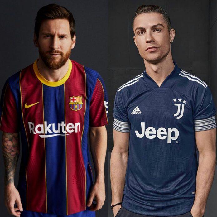 Cristiano y Messi en el mismo grupo de la Champions League
