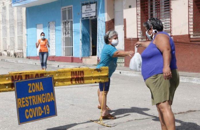 El coronavirus se expande por Cuba Sancti Spíritus registra 37 casos positivos