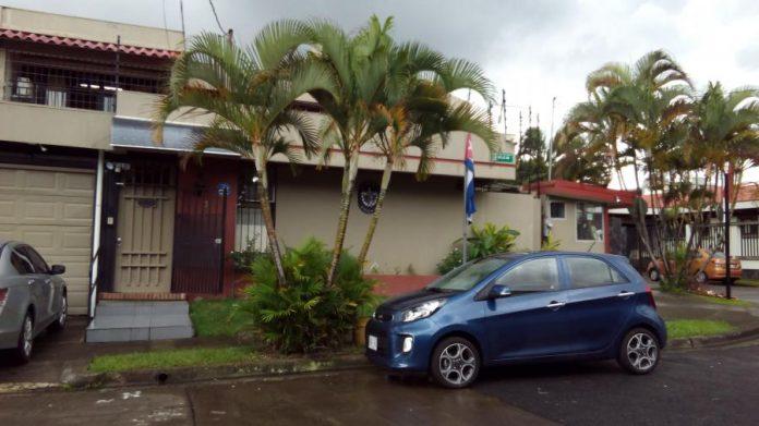 Embajada cubana en Costa Rica