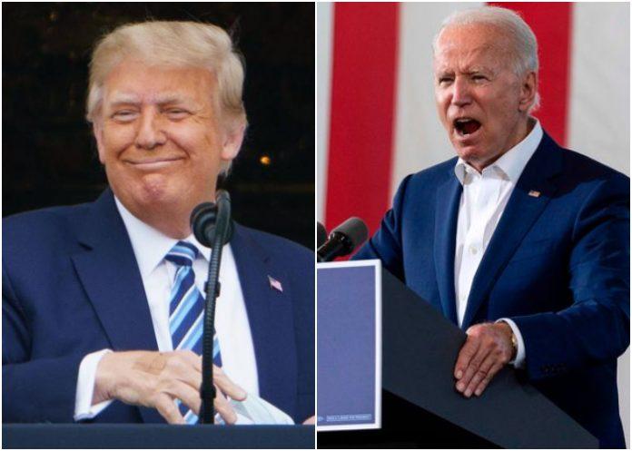 Persiste la lucha entre Biden y Trump, ahora por el control del Senado