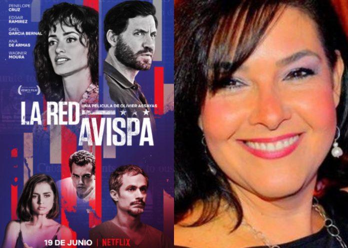 La cubana Ana Margarita Martínez demanda a Netflix por difamación en La Red Avispa (2)