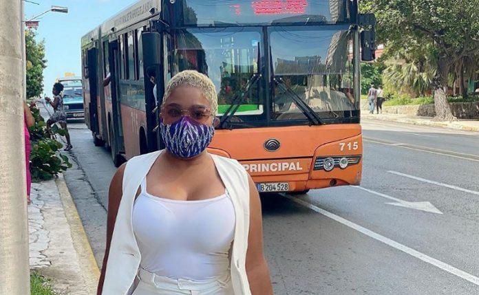 La foto de Haila en las calles de La Habana que estalló las críticas