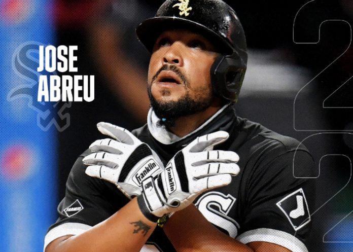 """MLB: El cubano José """"Pito"""" Abreu es elegido como mejor pelotero del año"""