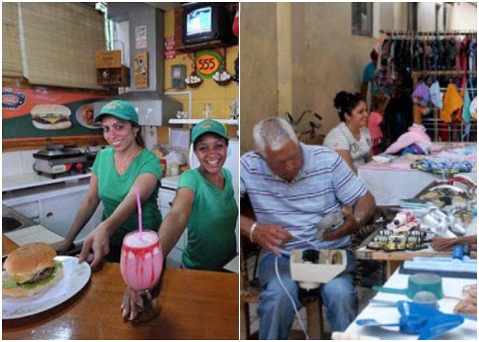Propuesta para reformar el trabajo por cuenta propia en Cuba