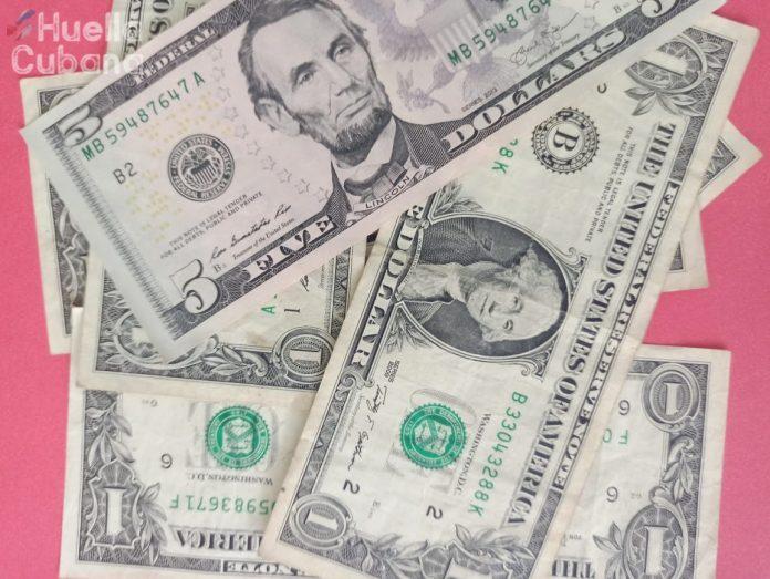 Gobierno de EEUU donará 600 dólares