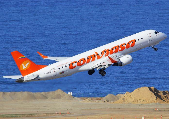 Aerolínea venezolana volará la ruta entre La Habana y Cancún