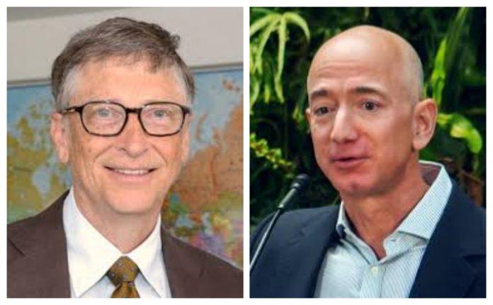 Bill Gates y Jeff Bezos envían mensajes de felicitaciones a Biden