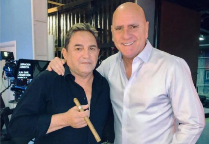 """Carlos Otero lamenta la muerte del hijo de Antolín El Pichón: """"Fuerza guajiro"""""""