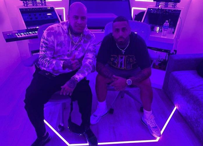 El Chulo y Nicky Jam a punto de grabar un nuevo tema