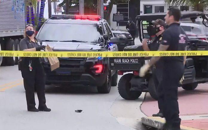 Policía de Miami