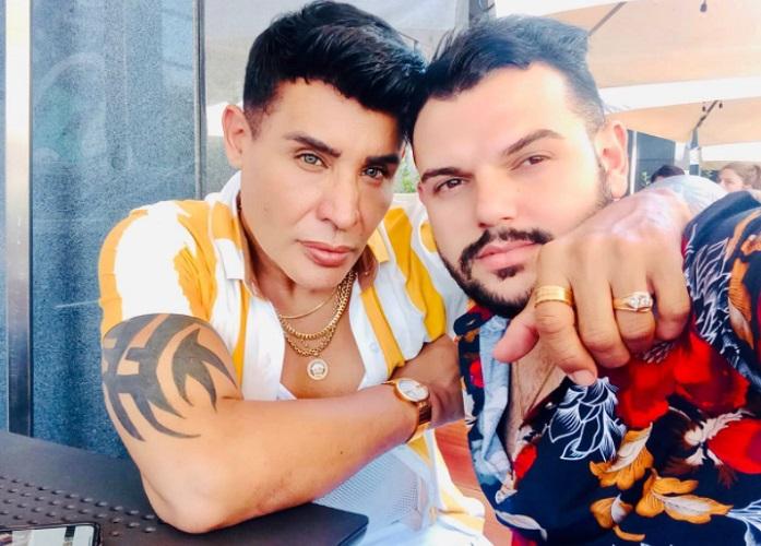 Cantante cubano Eduardo Antonio destapa su relación homosexual
